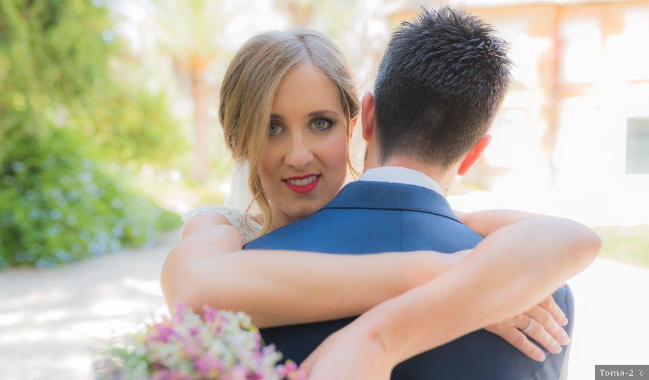 La boda de Antonio y Marta en Ulea, Murcia