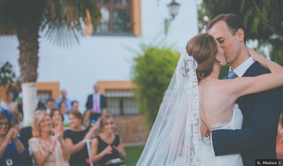 La boda de Daniel y Megan en Linares, Jaén