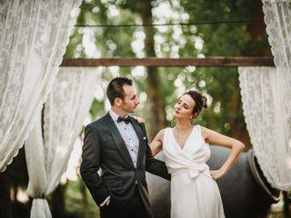 La boda de Mónica y Víctor