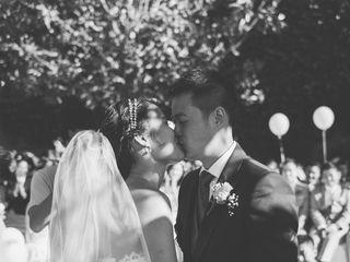 La boda de Anna y Juan Carlos