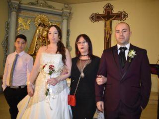 La boda de Encarna y Juan francisco