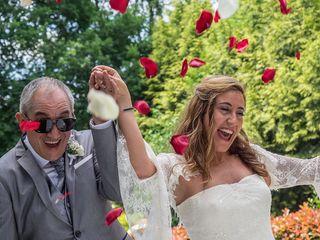 La boda de Beatriz y Rafa