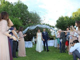 La boda de Luis  y Miriam