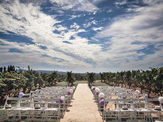 La boda de Paula y Ismael 2