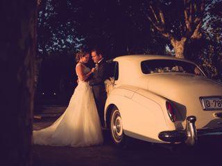 La boda de Paula y Ismael