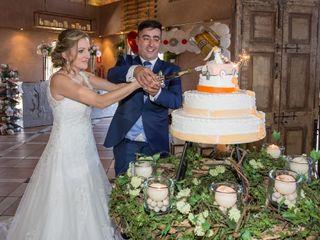 La boda de Lucía y Luismy