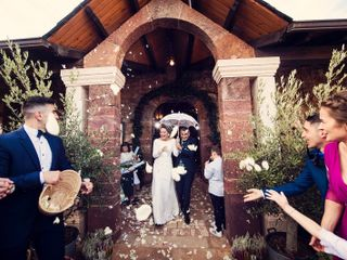 La boda de Jenny y Moncho