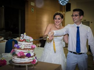 La boda de Rocio y Francisco 2
