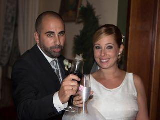 La boda de Patri y José