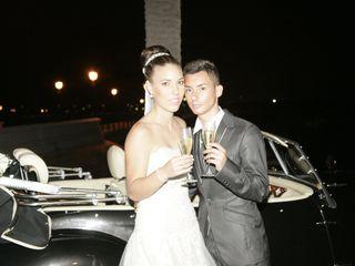 La boda de Antonio Jesús y Elisabet