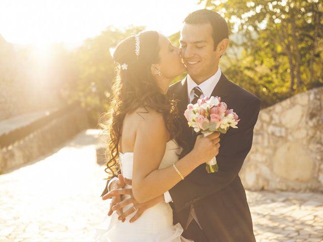 La boda de Bibiana y Toni