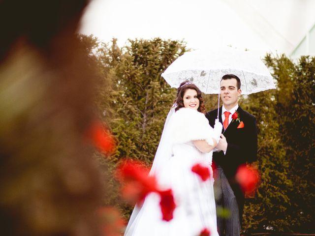 La boda de Ramón y Raquel en Guadalajara, Guadalajara 2