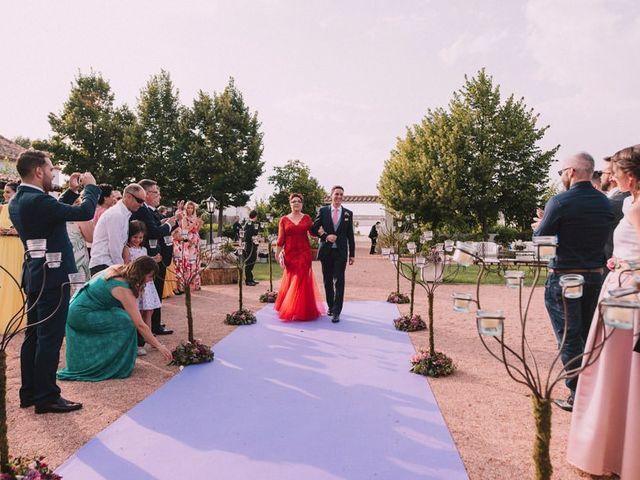La boda de Sergio y Silvia en Azuqueca De Henares, Guadalajara 12