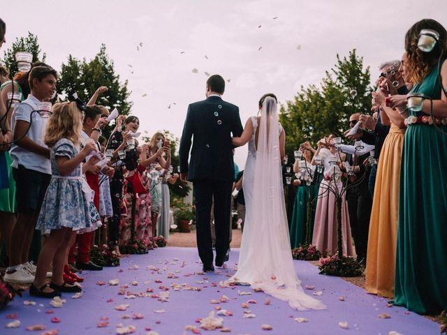 La boda de Sergio y Silvia en Azuqueca De Henares, Guadalajara 16