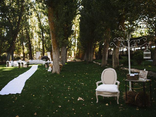 La boda de Víctor y Mónica en Cuenca, Cuenca 13
