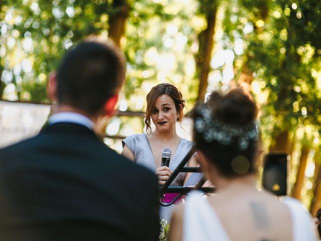 La boda de Víctor y Mónica en Cuenca, Cuenca 20