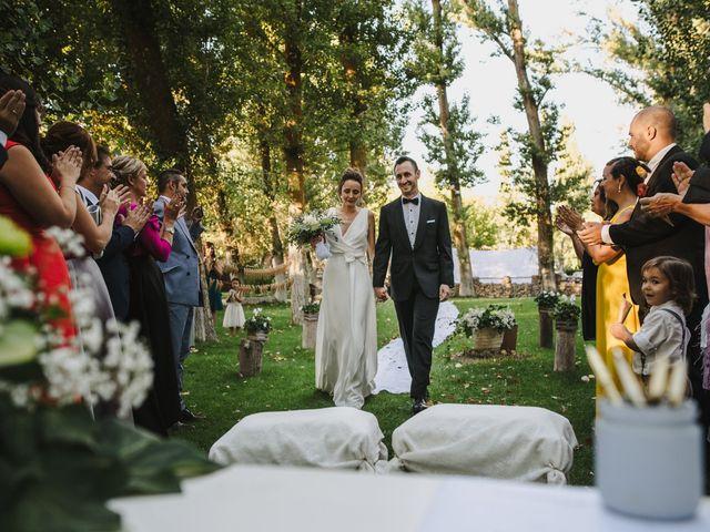 La boda de Víctor y Mónica en Cuenca, Cuenca 40