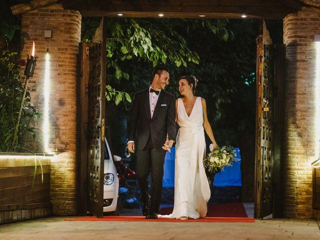 La boda de Víctor y Mónica en Cuenca, Cuenca 41