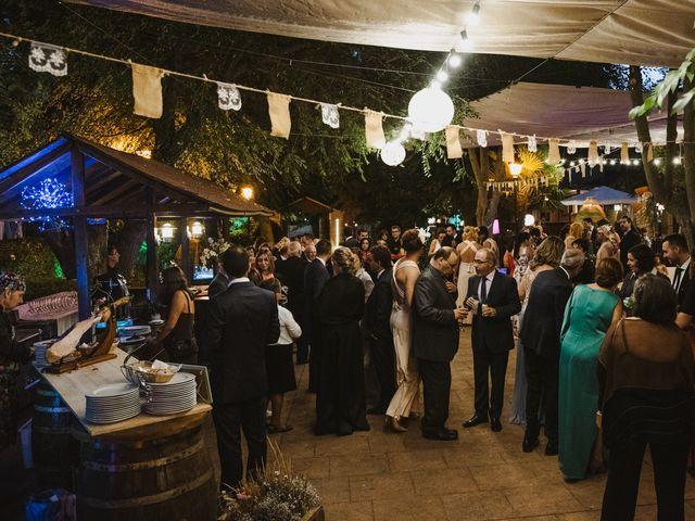 La boda de Víctor y Mónica en Cuenca, Cuenca 44