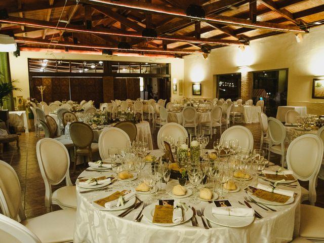 La boda de Víctor y Mónica en Cuenca, Cuenca 45