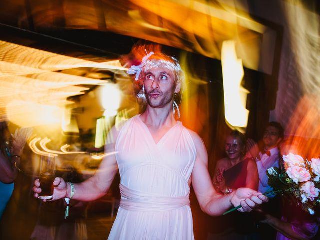 La boda de Víctor y Mónica en Cuenca, Cuenca 53