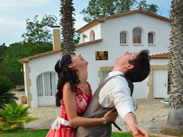 La boda de Yuri y Karl en Girona, Girona 3