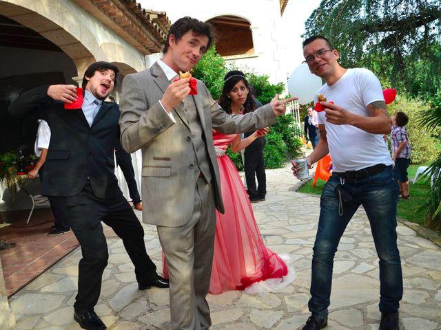 La boda de Yuri y Karl en Girona, Girona 8