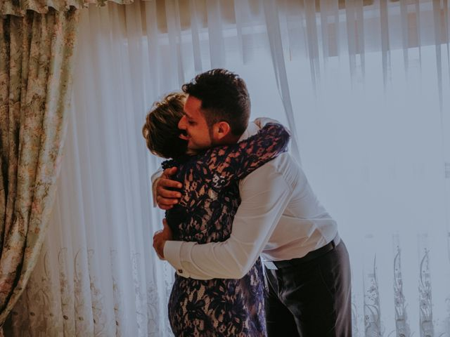 La boda de Alef y Erika en Buñol, Valencia 11
