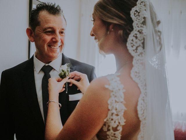 La boda de Alef y Erika en Buñol, Valencia 46