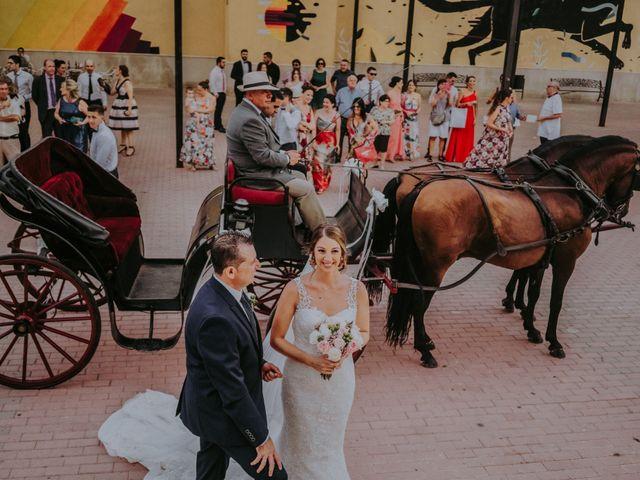 La boda de Alef y Erika en Buñol, Valencia 51