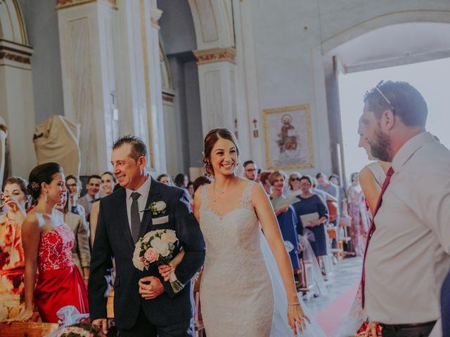 La boda de Alef y Erika en Buñol, Valencia 55