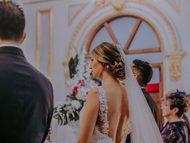 La boda de Alef y Erika en Buñol, Valencia 58