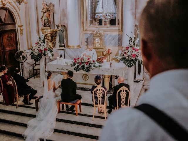 La boda de Alef y Erika en Buñol, Valencia 67