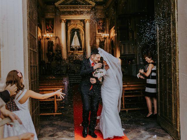 La boda de Alef y Erika en Buñol, Valencia 69
