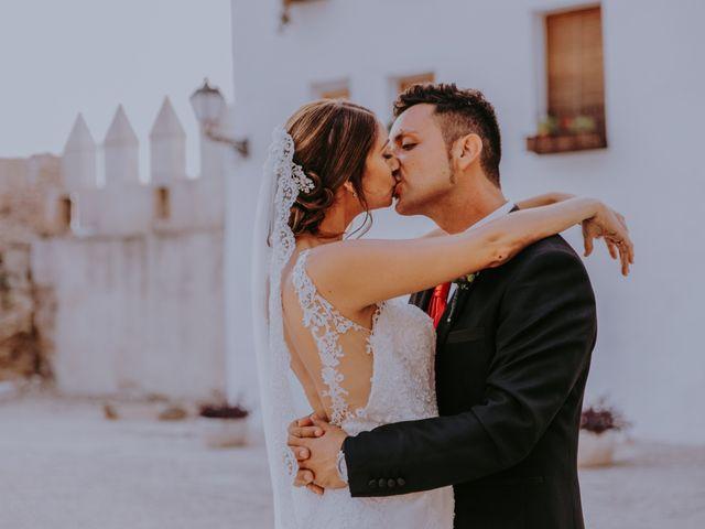 La boda de Alef y Erika en Buñol, Valencia 75
