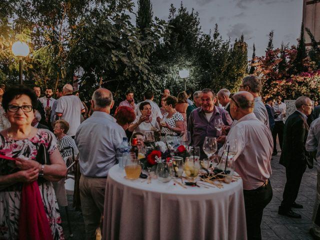 La boda de Alef y Erika en Buñol, Valencia 80