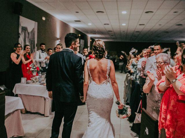 La boda de Alef y Erika en Buñol, Valencia 81
