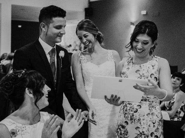 La boda de Alef y Erika en Buñol, Valencia 82