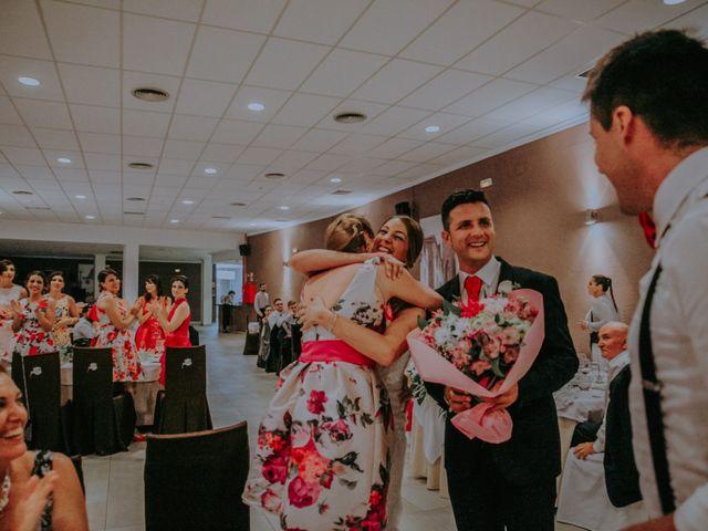 La boda de Alef y Erika en Buñol, Valencia 83