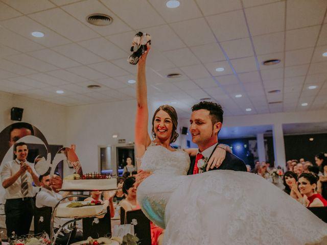 La boda de Alef y Erika en Buñol, Valencia 84