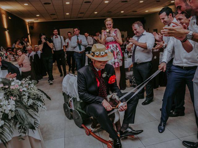 La boda de Alef y Erika en Buñol, Valencia 90