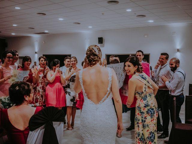 La boda de Alef y Erika en Buñol, Valencia 91