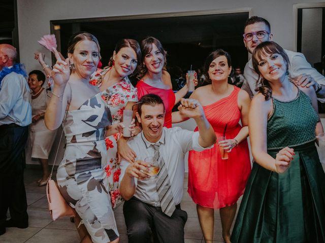 La boda de Alef y Erika en Buñol, Valencia 93