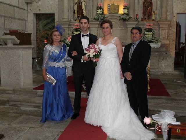 La boda de Alberto y Patricia en Señorin (Carballiño), Orense 1