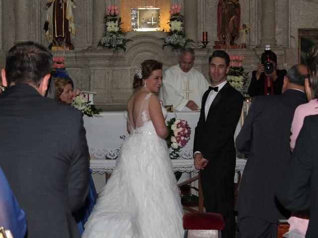 La boda de Alberto y Patricia en Señorin (Carballiño), Orense 4