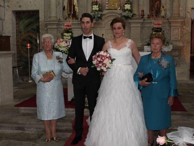 La boda de Alberto y Patricia en Señorin (Carballiño), Orense 7