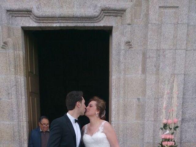 La boda de Alberto y Patricia en Señorin (Carballiño), Orense 8