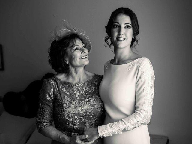 La boda de Ruben y Mª Carmen en Ventas De Zafarraya, Granada 35