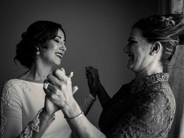 La boda de Ruben y Mª Carmen en Ventas De Zafarraya, Granada 36
