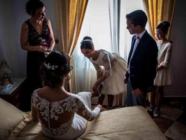La boda de Ruben y Mª Carmen en Ventas De Zafarraya, Granada 39